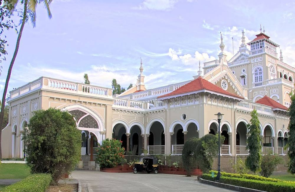 Get to know more of Indian History at Aga Khan Palace