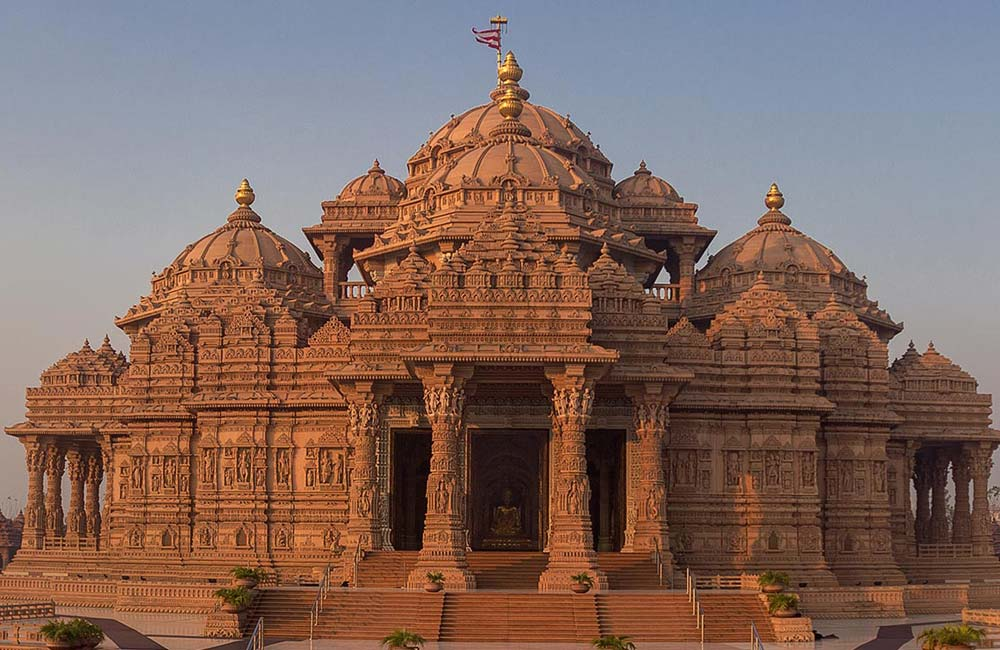 Akshardham Temple | Among the Most Famous Temples in Delhi