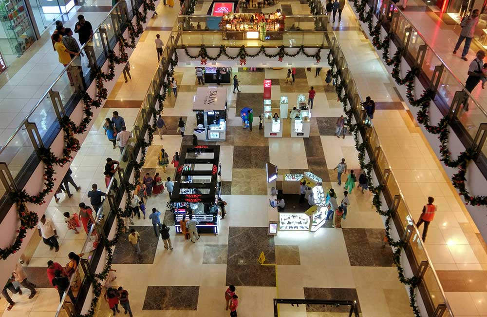 Ampa Skywalk Mall | Best Shopping Malls in Chennai
