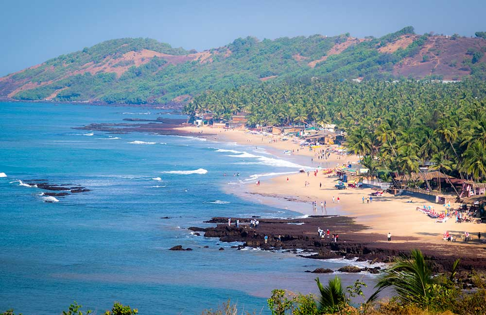 Anjuna Beach | Goa