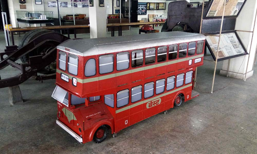 BEST Transport Museum | Among the Best Museums in Mumbai