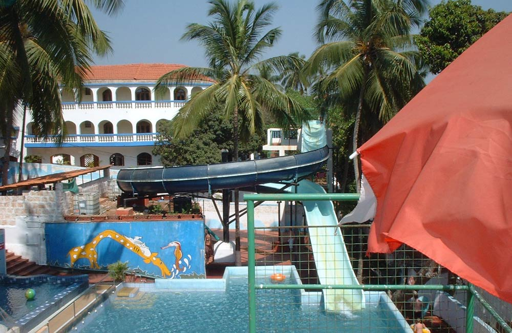 Blue Whale Water Park | Among the Best Water Parks in Goa