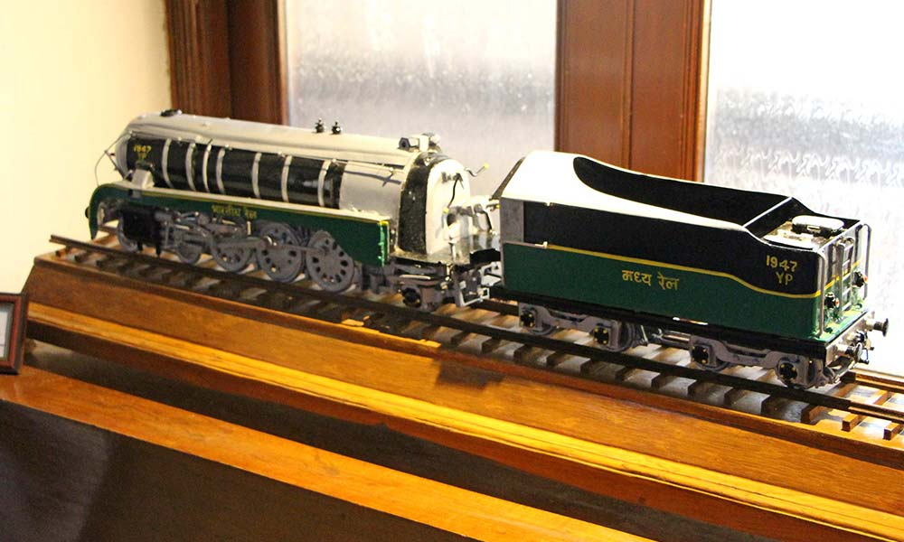 CST Heritage Gallery & Railway Museum