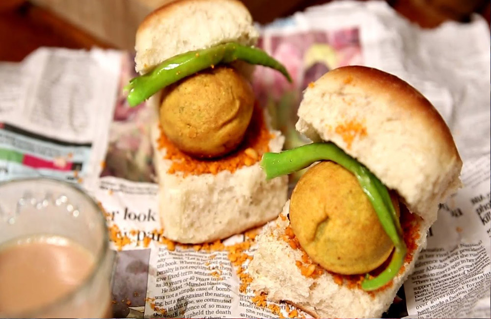 Dadar Vada Pav | Among the Best Street Food Places in Bangalore