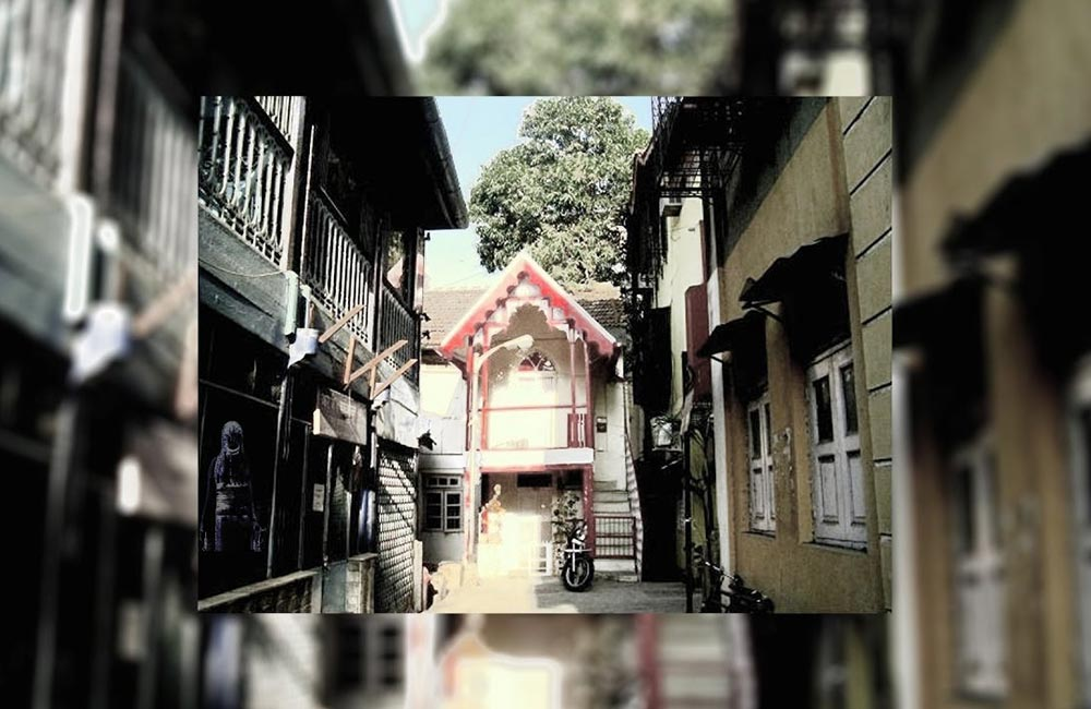 D'Souza Chawl  | 10 Most Haunted Places in Mumbai