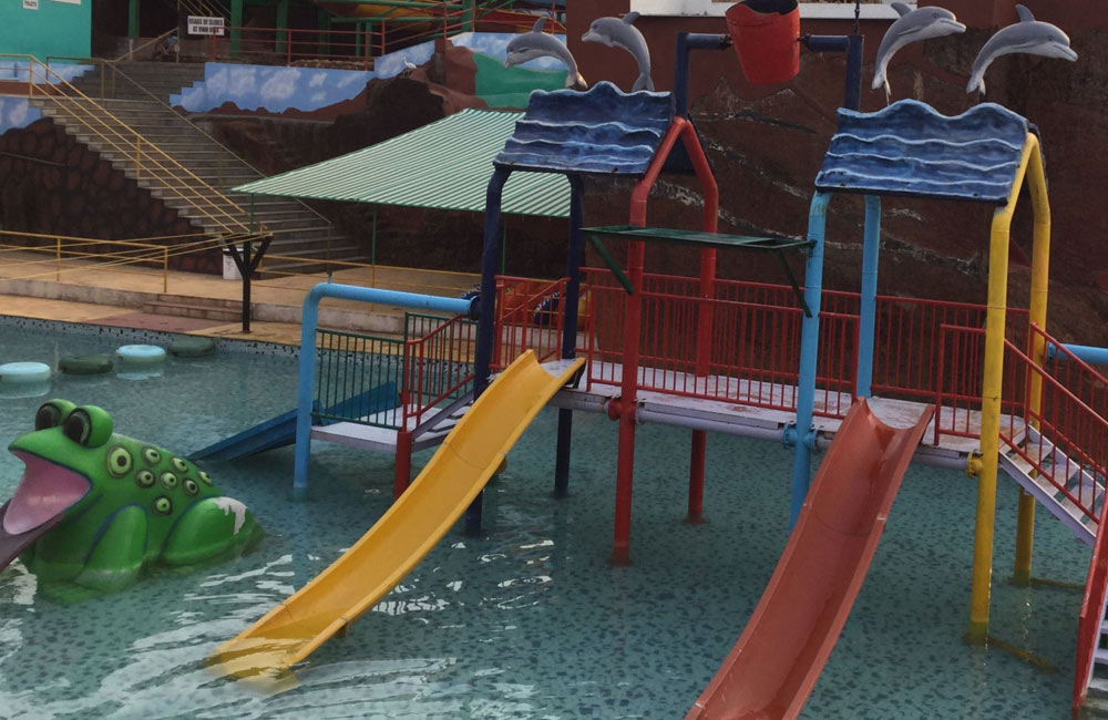 Froggyland | Among the Best Water Parks in Goa