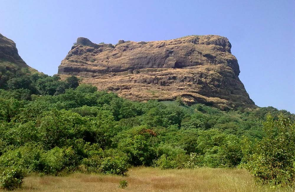 Ghangad Fort | Forts near Pune within 200 km