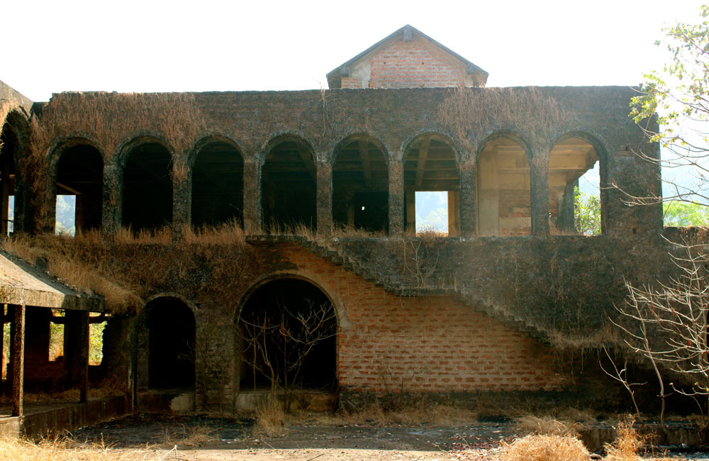Ghost Hotel | Among the Best Haunted Places in Goa