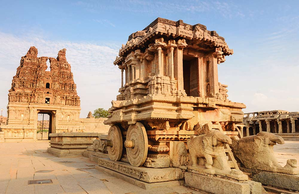 Hampi | Among the Best Weekend Getaways from Hyderabad within 400 km