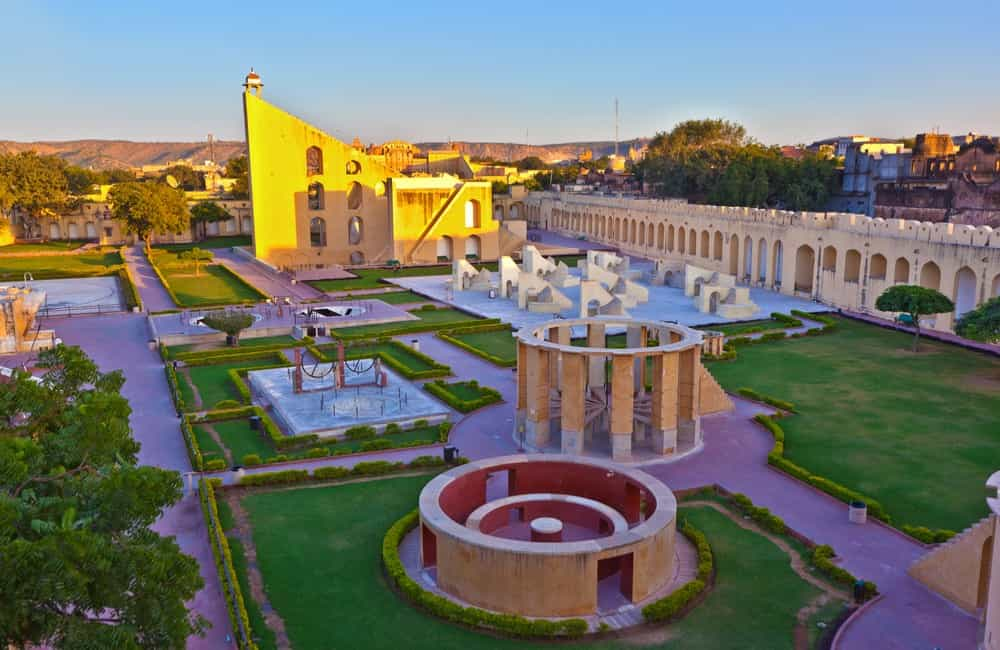 Jantar Mantar | #6 of 32 Best Places to Visit in Jaipur