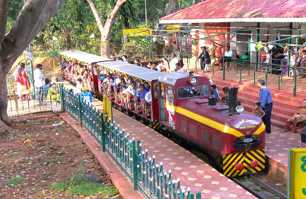 Jawahar Bal Bhavan | Among the Best Amusement Parks in Bangalore