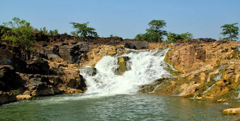 Kanakai Waterfall | Among the Best Waterfalls near Hyderabad within 300 km