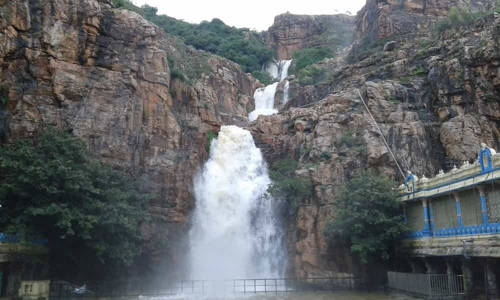 Kapila Theertham Waterfalls | Among the Best Waterfalls near Hyderabad beyond 300 km