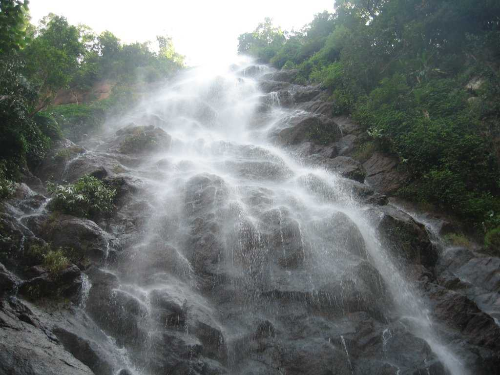Katiki Waterfall | Among the Best Waterfalls near Hyderabad beyond 300 km