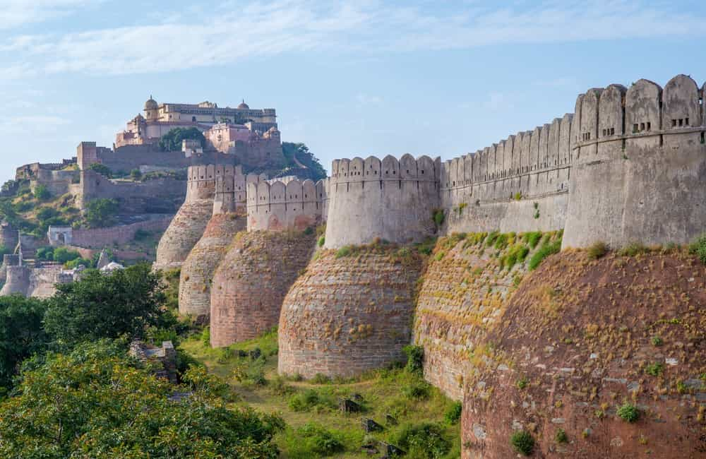 Kumbhalgarh Fort | UNESCO World Heritage Site in Rajasthan