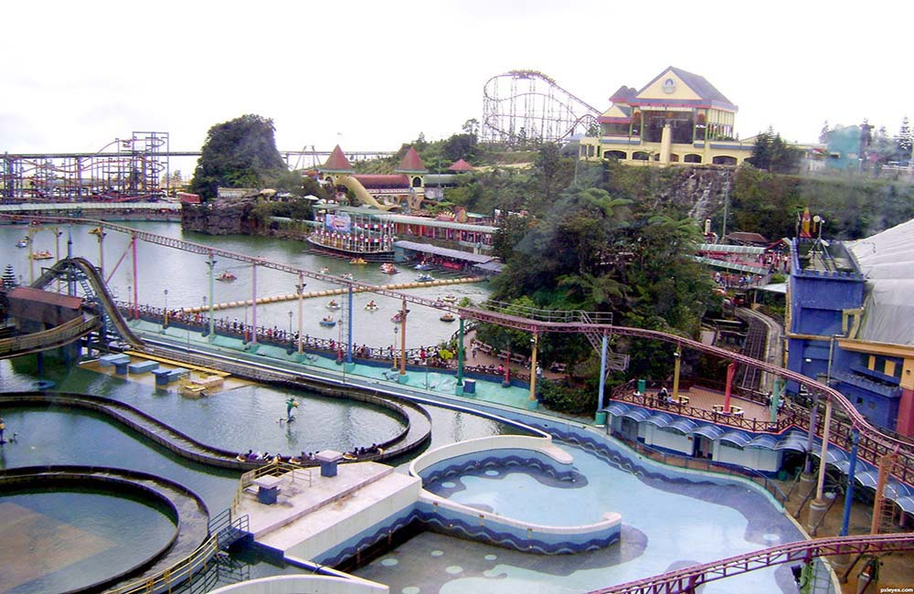 Neeladri Amusement Park (#6 Amusement Park in Bangalore)