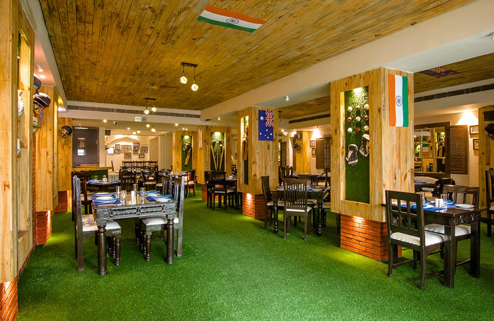 Kapil Dev's Eleven | Best Non-Vegetarian Restaurants on Fraser Road