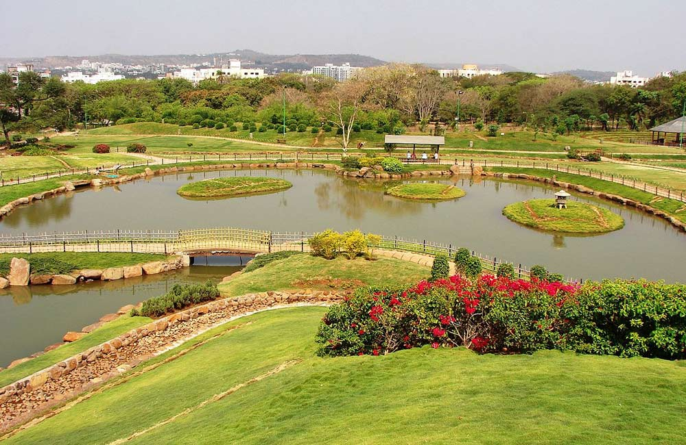 Okayama Friendship Garden (#2 of 5 One Day Picnic Spots in Pune)