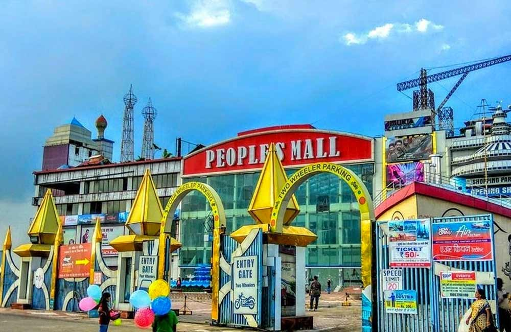 People's Mall | Best Water Parks in Bhopal
