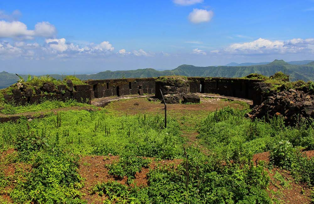 Rohida Fort | Forts near Pune within 100 km