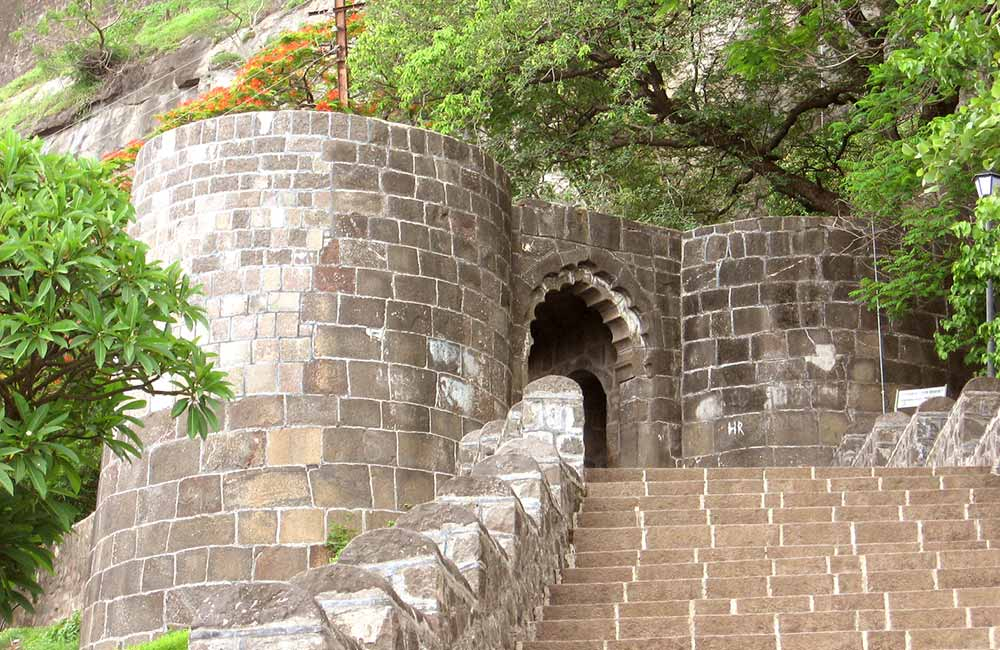 Shivneri Fort | Forts near Pune within 100 km
