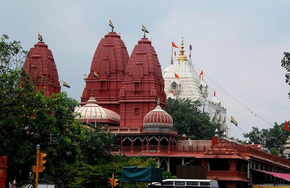 Shri Digambar Jain Lal Mandir, Old Delhi