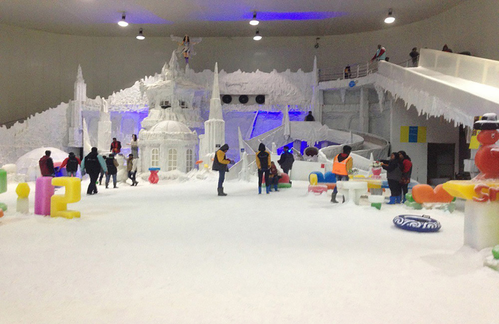 Snow City Bangalore | Among the Best Amusement Parks in Bangalore