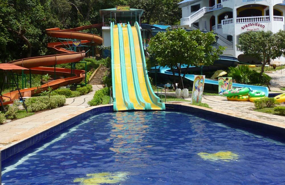 Splashdown Water Park | Among the Best Water Parks in Goa