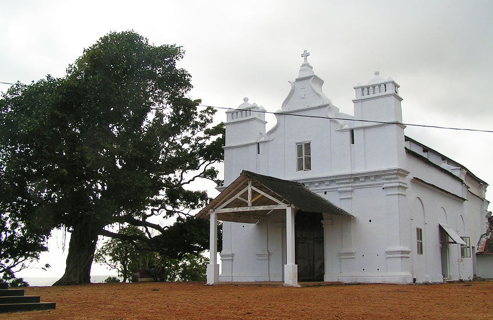 Three Kings Church | Among the Best Haunted Places in Goa