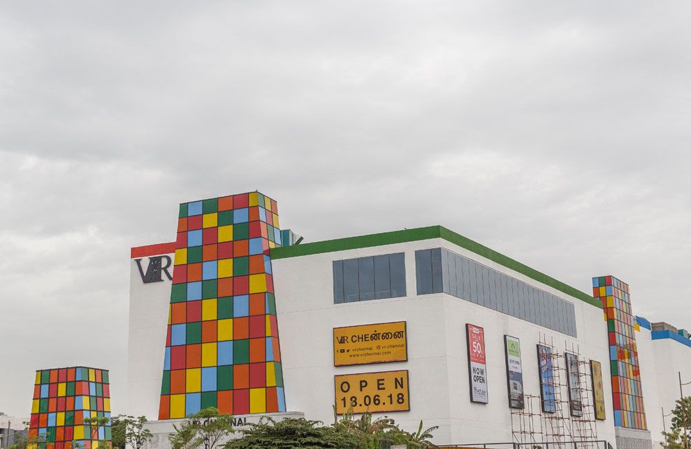 VR Chennai Mall  | Best Shopping Malls in Chennai
