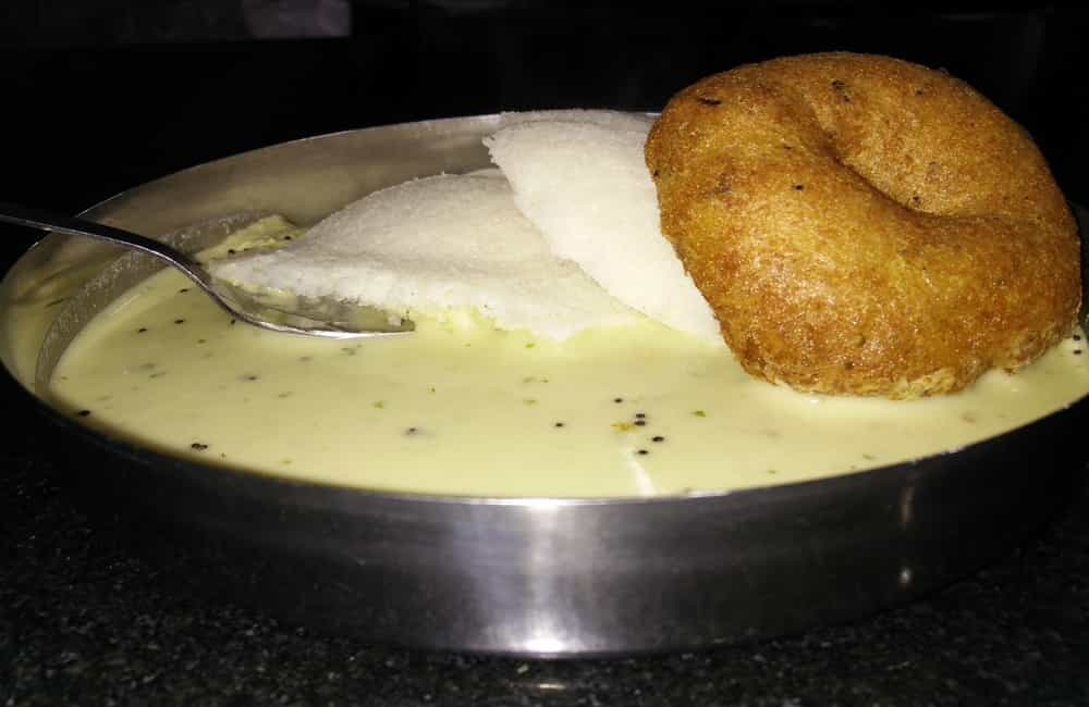 Idli-Dosas at Brahmin's Coffee Bar | Among the Best Street Food Places in Bangalore