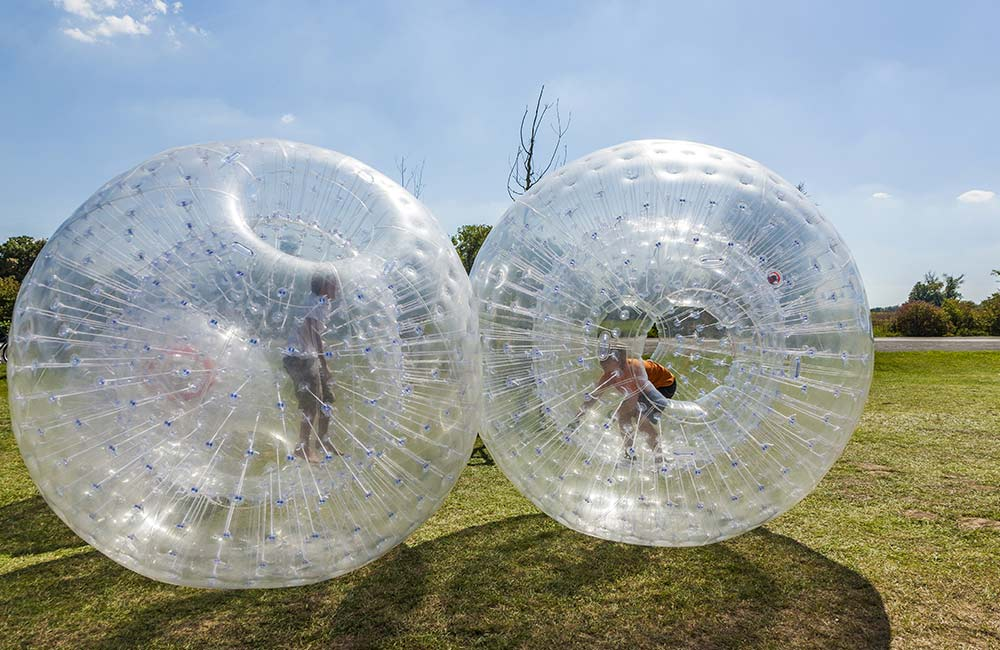 Zorbing | Adventure Sports in Hyderabad