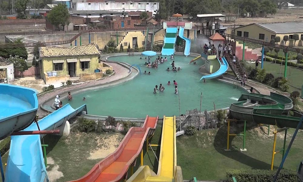 Aqua World | Among the Top Water Parks in Varanasi