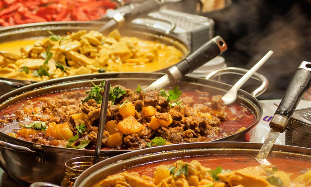 Best Buffet Restaurants in Chandigarh