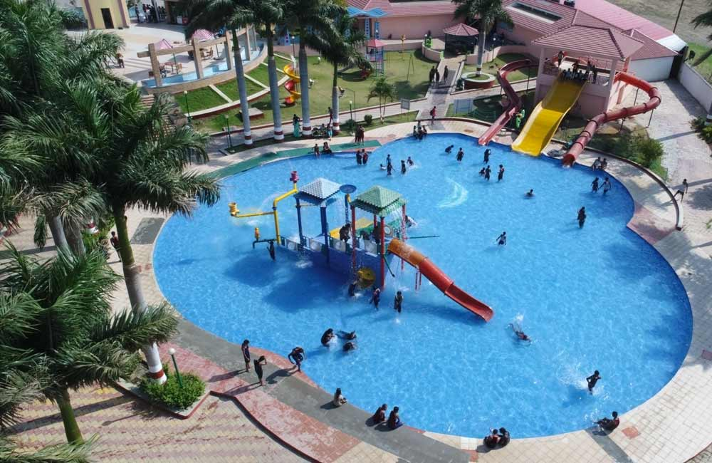 Crescent Water Park, Sehore | Among the Best Water Parks in Bhopal