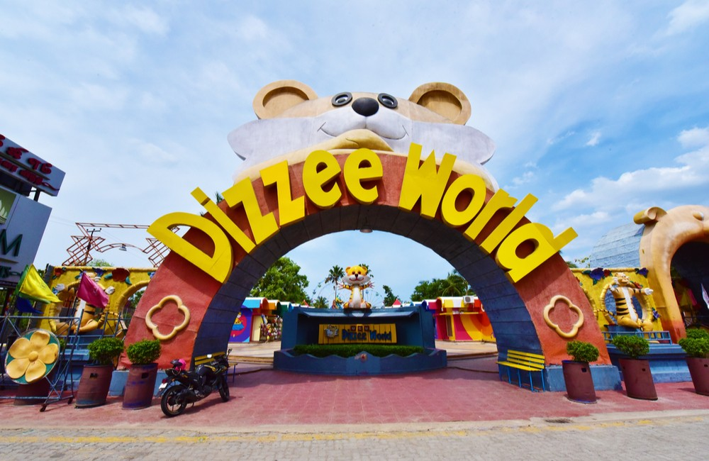 MGM Dizzee World | Among the Best Amusement/Theme Parks in Chennai