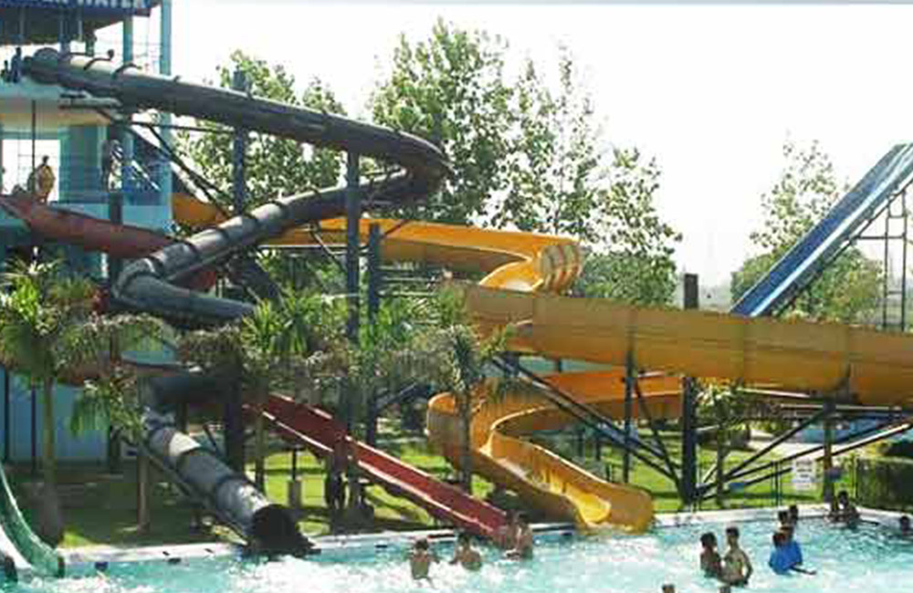 Fun City Waterpark, Chandigarh