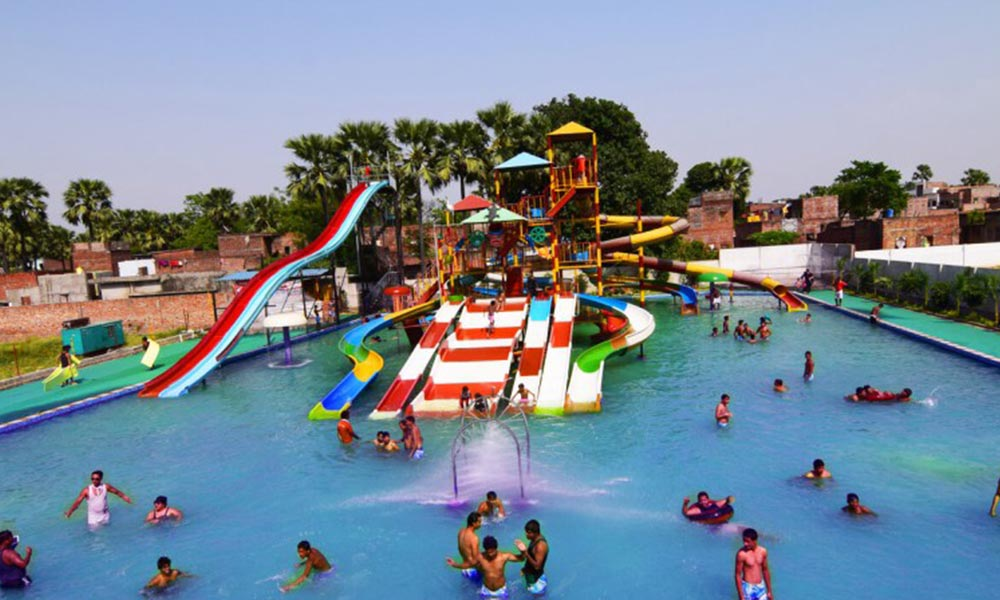 Varanasi Fun City Water Park | Among the Top Water Parks in Varanasi