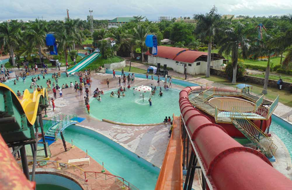 Kanha Fun City | Best Water Parks in Bhopal