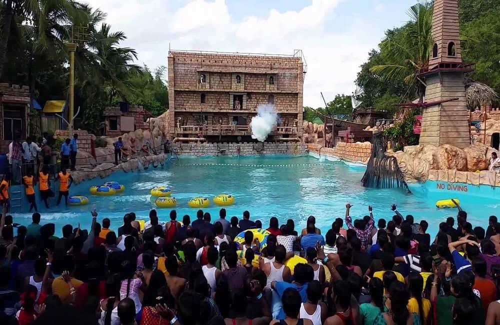 Kishkinta Theme Park | Among the Best Amusement/Theme Parks in Chennai