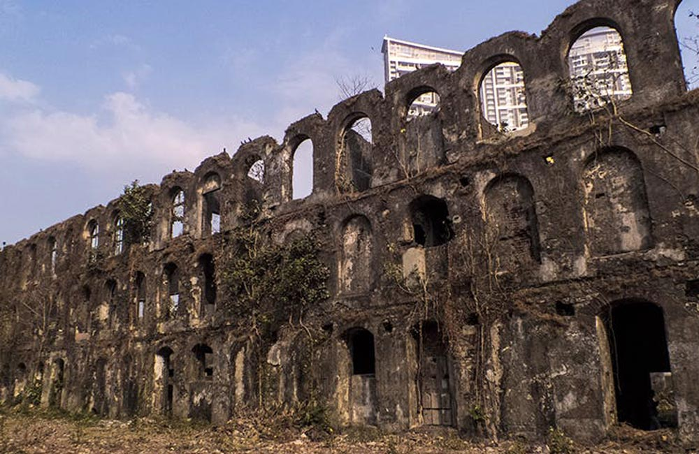 Mukesh Mills | 10 Most Haunted Places in Mumbai