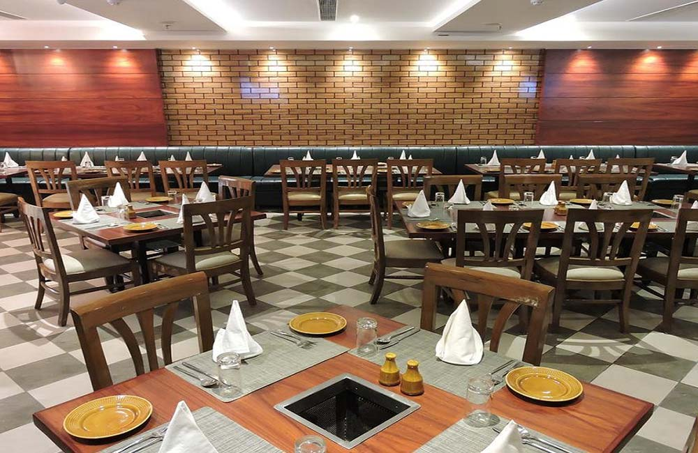 The Stonefire Barbeque Restaurants in Sector 62, Noida