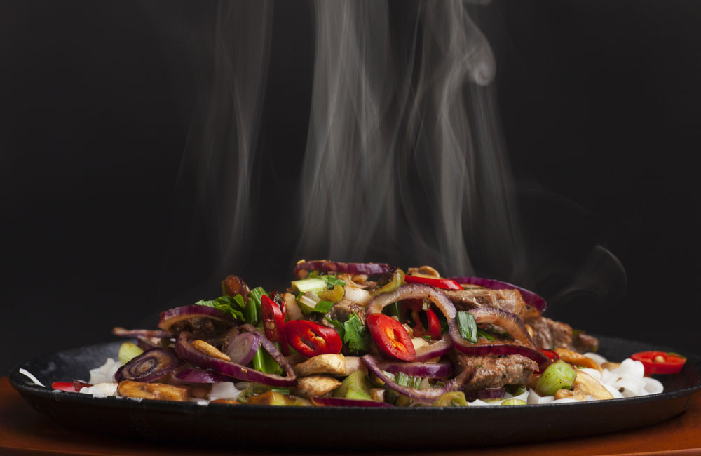Yana Sizzlers and Wok | Iconic Restaurants in Pune
