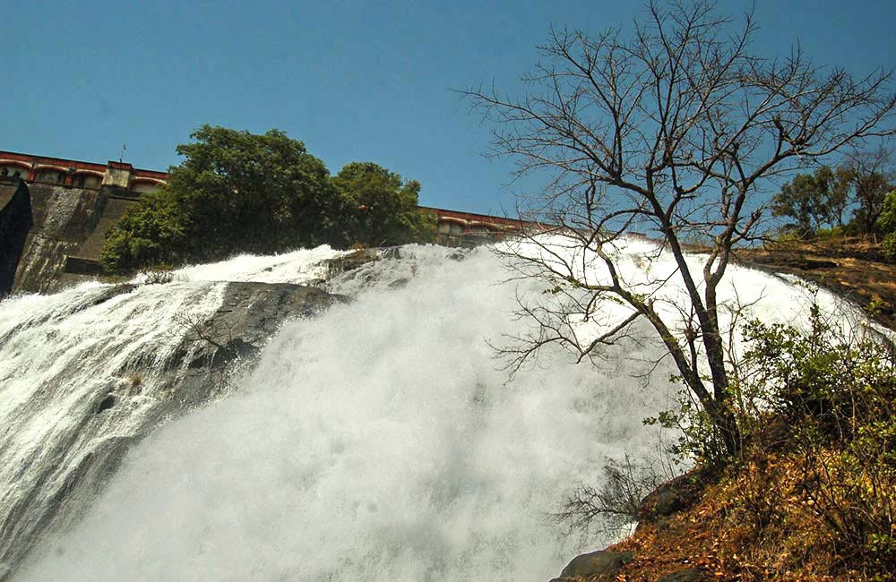 Umbrella Falls, Bhandardara | waterfall near thane