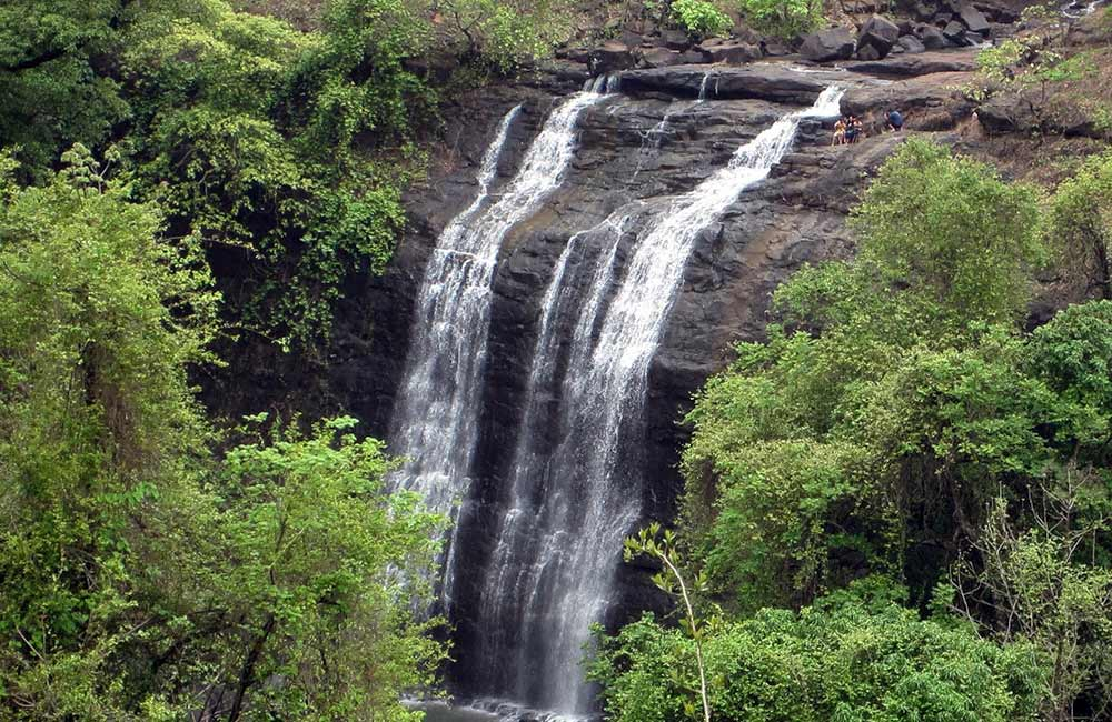 Vihigaon Waterfall, Nashik | list of waterfall in mumbai