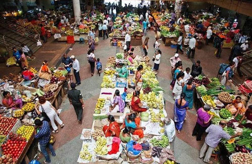 Panjim Municipal Market, Goa