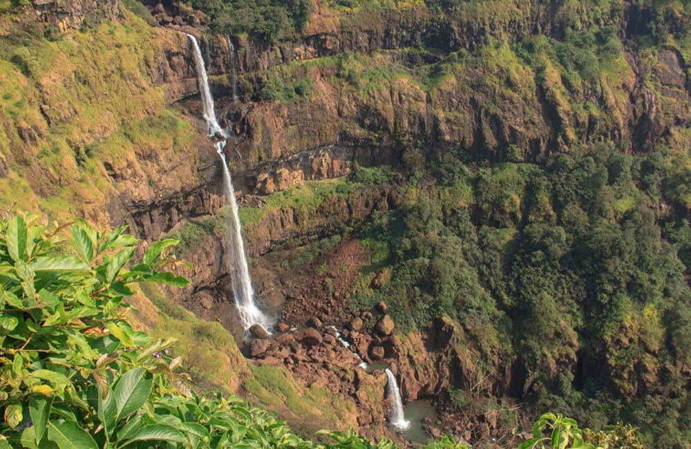 Lingmala Waterfalls, Mahabaleshwar | Among the Best Waterfalls near Mumbai within 300 km