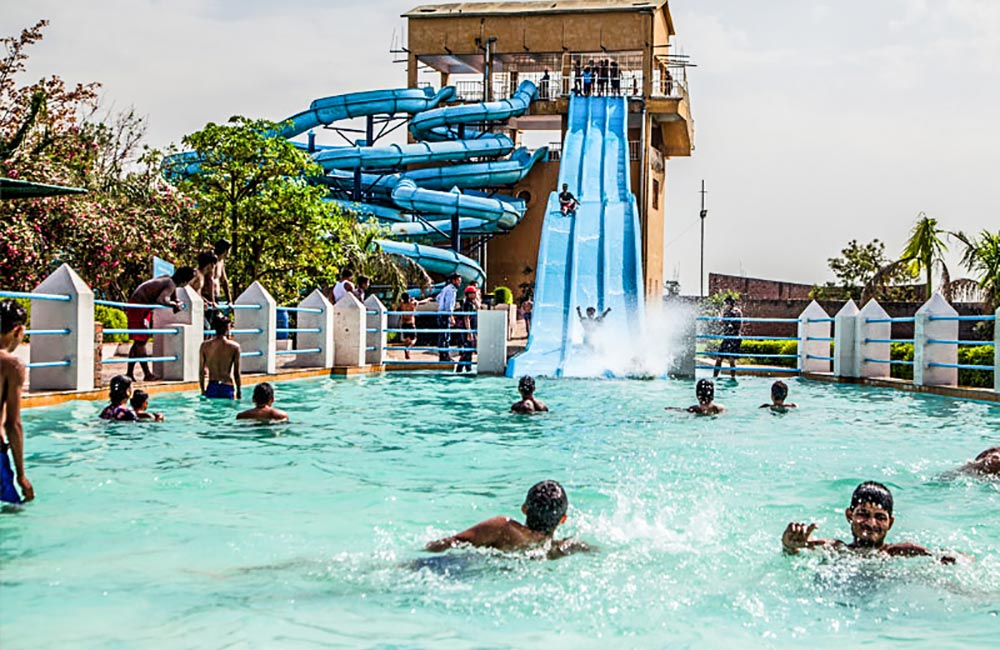 Dolphin – The Water World | Water Parks in Agra