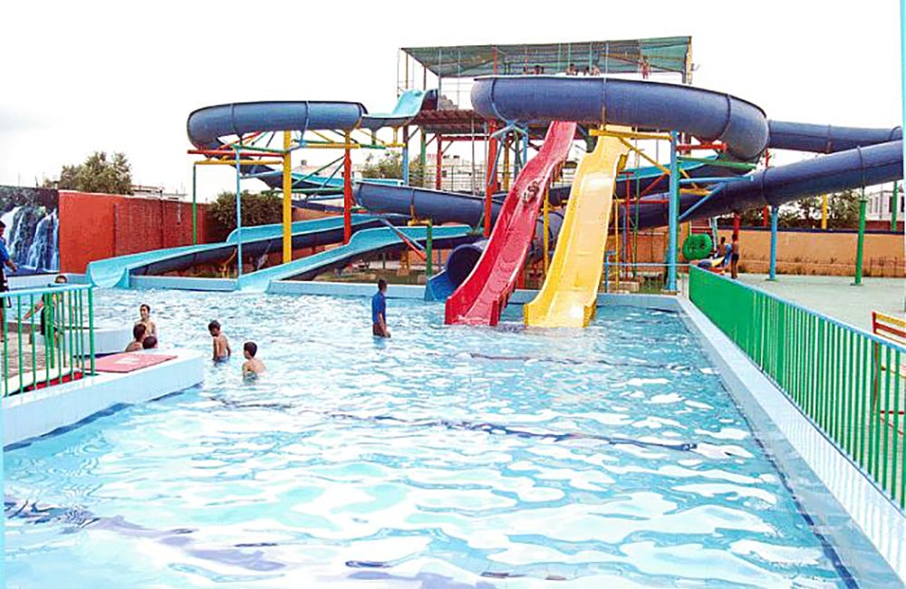 Friends Gokulam Fun City | Best Water Parks in Agra
