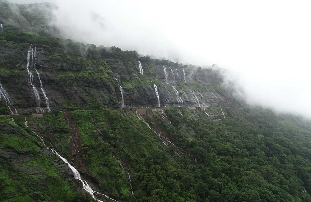 Malshej Falls, Malshej Ghat   Among the Best Waterfalls near Mumbai within 200 km